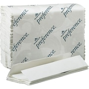 "preference C-Folded Paper Towel, Unscented, White, 10 1/10""(W) x 13 1/5""(L)"