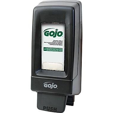 Gojo PRO 2000 High Impact ABS Plastic Hand Soap Dispenser, Black