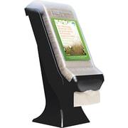 """Tork Xpressnap Stand ABS Plastic Napkin Dispenser, Black, 19 1/2""""(H) x 8""""(W) x 5 2/5""""(D)"""
