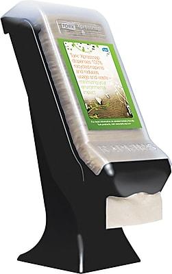 Tork Xpressnap Stand ABS Plastic Napkin Dispenser, Black, 19 1/2