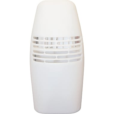 TimeMist® Locking Fan Air Freshener Dispenser, White