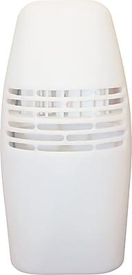 TimeMist® Locking Fan Air Freshener Dispenser, White