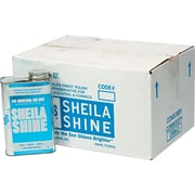 Sheila Shine Stainless Steel Cleaner & Polish, 1 qt., 12/Case