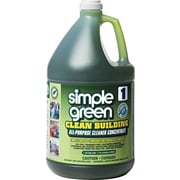 Simple Green® Clean Building All-Purpose Cleaner Concentrate, Unscented, 1 gal
