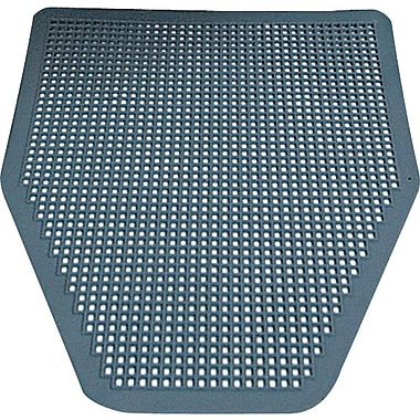 Impact Disposable Urinal Floor Mat , Gray