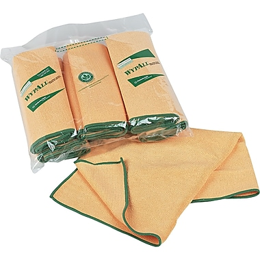 Kimberly-Clark® Wypall® Microfiber Cloth with Microban, Unscented,
