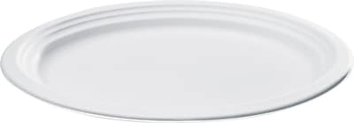 NatureHouse® Oval Sugarcane Plate, 9
