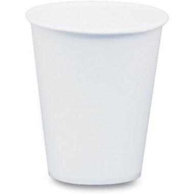 Solo Paper Water Cup, 3 oz., White, 5000/Carton
