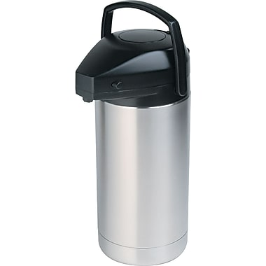 Hormel Commercial Grade Jumbo Airpot , 3.5 Liters , Stainless Steel