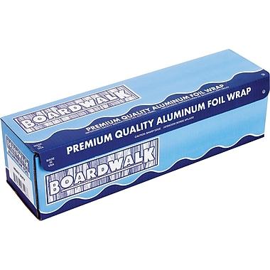 Boardwalk® Heavy-Duty Aluminum Foil Roll, 18