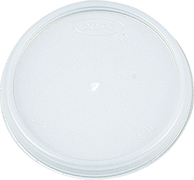 Dart  Plastic Vented Lid for 6 oz. Hot/Cold Foam Cups, White, 1000/Carton 819828