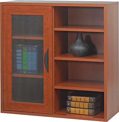 Safco® Après™ Laminated Compressed Wood Single-Door Cabinet, 29 3/4