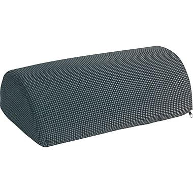 Safco® Remedease® Half-Cylinder Padded Foot Cushion, Black, 11 1/2