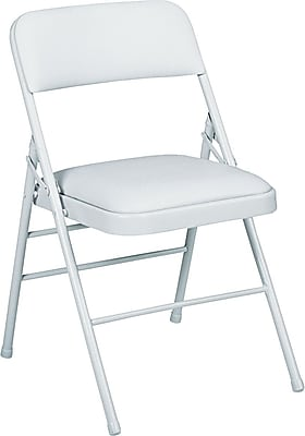 Etonnant Bridgeport™ Deluxe Commercial Grade Vinyl Folding Chairs | Staples