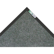 "Crown EcoStep™ Wiper Mat, 60""L x 36""W, Charcoal"