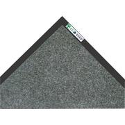 """Crown EcoStep™ Wiper Mat, 120""""L x 36""""W, Charcoal"""