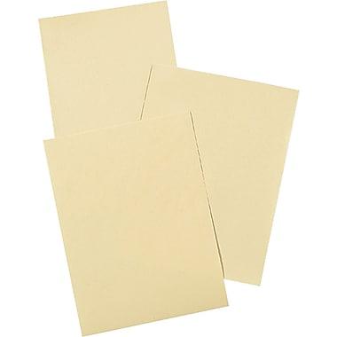 Pacon ® Drawing Paper, Cream Manila, 9