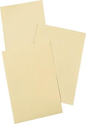 "Pacon ® Drawing Paper, Cream Manila, 12""(W) x 18""(L), 500/Pack"