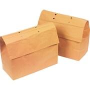 """Swingline ® ShredMaster ® Kraft Paper Recycling Bag, 8 gal, 11""""(H) x 14 1/2""""(W) x 6 3/5""""(D)"""