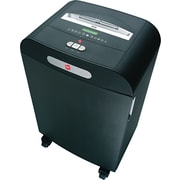 Swingline® DS22-19, 1758595, 22 Sheets, Strip-Cut, Jam Free Shredder, Black