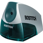 Stanley Bostitch® Compact Desktop Electric Pencil Sharpener, Blue