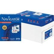 "Navigator  Premium Multipurpose Copy Paper, White, 8 1/2""(W) x 11""(L), 5000/Ctn"
