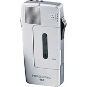 Philips Pocket Memo 488 Slide Switch Versatile Mini Cassette Dictation Recorder by