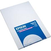 "Epson  Premium Matte Presentation Paper, Bright White, 13""(W) x 19""(L), 50/Pack"