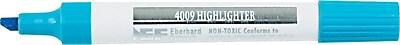 Berol 4009® Highlighter, Chisel Tip, Fluorescent Blue