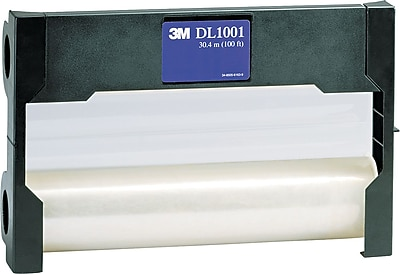 Scotch® Refill For LS1000 Laminating Machine, 5.6 mil, 100'(H) x 12