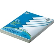 "Pacon  Array  Card Stock, 8 1/2""(W) x 11""(L), White, 100/Pack"