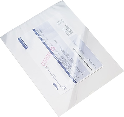 PM Company® AccuFax® Document Carrier For Copying, Faxing, 8-1/2
