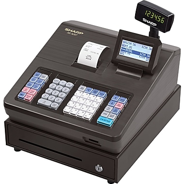 sharp electronic cash register xe a106 rh staples com Sharp XE-A106 Ink Roller sharp xe-a106 user manual