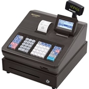 Sharp® XE Series Electronic Cash Register, 2500 Price Look-Ups