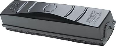 Quartet ® Ergonomic Handle Chalkboard/Dry Large Surface Board Eraser, Foam Pad, 9 1/4