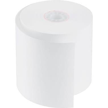 PM Company® Impact Bond Cash Register/POS Paper Roll, White, 2 3/4