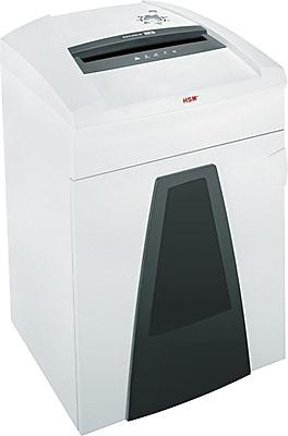 HSM SECURIO P36c Cross-Cut Shredder; shreds up to 31 sheets; 38.3-gallon capacity