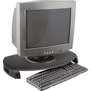 "Kantek MS280B LCD/CRT Stand with Keyboard Storage for 21"" Monitor, Black"