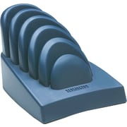 "Kensington ® InSight ® Priority Puck ® Desktop Copyholder, Blue, 2 1/2""(H) x 3 1/2""(W) x 3 1/2""(D)"