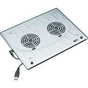 """Tripp Lite Notebook Cooling Pad, Silver, 1/2"""" x 9""""(D)"""