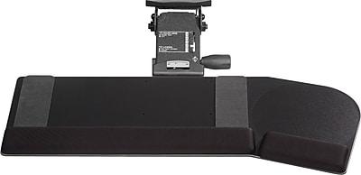 Kelly Computer California Phenolic Keyboard Tray , Black , 28