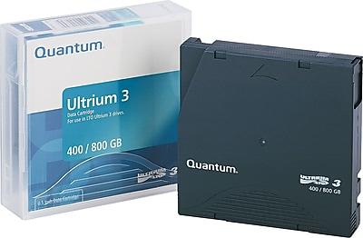Quantum MRL3MQN-01 400 GB LTO Ultrium 3 Data Cartridge