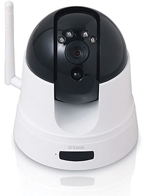 D-Link DCS-5222L HD Wireless N Pan-Tilt Network Camera