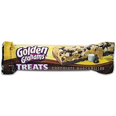 Golden Grahams Treats Cereal Bars, 2.1 oz., 12 Bars/Box