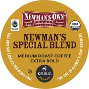 Newman's Own® Organics Special Blend Coffee, Keurig® K-Cup® Pods, Medium Roast, 96/Carton (GMT4050CT)