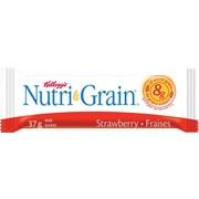 Kellogg's NutriGrain Cereal Bar, Strawberry