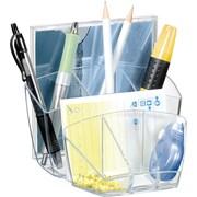 CEP® 8 Compartment Desktop Organizer, crystal Ice
