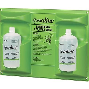 Eyesaline® Personal Eyewash Double Wall Stations Bottle, 32 oz