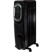 Honeywell® EnergySmart™ 789 Electric Radiator, Black