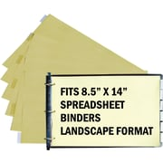 Stride® Legal Size 5-Tab Index Dividers Landscape Orientation